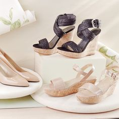 You can never have enough Stuart Weitzman.
