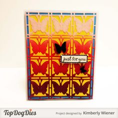 I found this project in the Top Dog Dies Idea Gallery. See more card, scrapbooking and craft project ideas and share your own