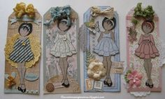 Sweet Irene's Inspirations: Julie Nutting Prima Doll Stamps