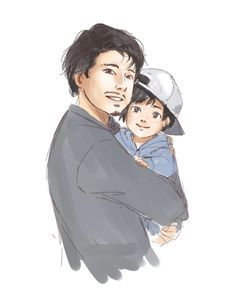 Glenn and Hershel Jr :)