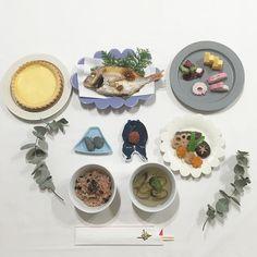 Instagram media by _h_k_219 - お食い初め、調べてみると色々意味があって、奥深い♡  3人目にして、初めてちゃんと作った〜♡