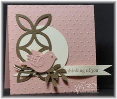 IC309 Thinking of You by stampercamper - Cards and Paper Crafts at Splitcoaststampers