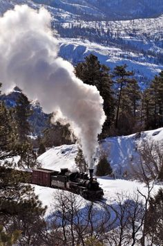 Colorado Train.  Go to www.YourTravelVideos.com or just click on photo for home videos and much more on sites like this.