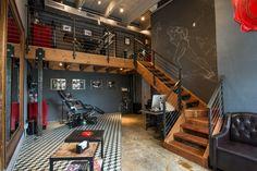 Tattoo Studio in the Heart of Miami. Interior Design Business