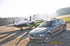 #BMW #E46 #M3 #CSL - MikeCrawatPhotography