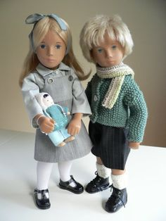 Back to school outfits for Sasha dolls by chirnside on eBay