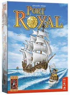 Port Royal - Kaartspel - 999 Games