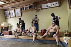 SUMO  May 09, 2012 · Photography  It's the only sport where being obese is encouraged. Sumo wrestling has a long and significant tradition in Japan. But modern society has slowly been digging its grubby mitts into those oversized nappies of theirs, with gambling, match fixing and organised crime becoming an almost permanent aspect of the sport.