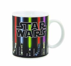 Star Wars Heat Reveal Mug Color Change Coffee Cup