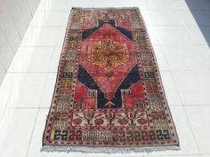 Home decor kilims, nomadıc rug,rugs,carpet, carpet rug, oushak rug, oushak floor rugs, area rug, bohemian rugs, handwoven rug, overdyed rugs by Simavrug on Etsy