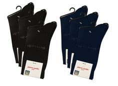 Pierre Cardin Men's socks 3 x Navy i 3 x Black 39-42   MEN \ Socks   SOXO socks, slippers, ballerina, tights online shop