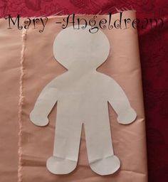 Fabric Dolls, Fabric Crafts, Sewing Patterns, Alice, Miniatures, Toys, Blog, Handmade, Garance