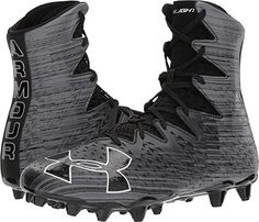 59b7e0baf06d Top 10 Best Football Cleats Reviews in 2018. Best Football CleatsMens  HighlightsCleats ShoesUnder Armour MenAll Black ...