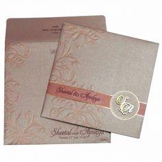 Order Designer Indian Wedding Cards Online from Wide Range of Designs