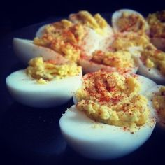 5 Spicy Deviled Egg Ideas