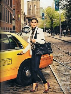 Work it girl!!! Just love fashion!   olivia-palermo-editorial-fashion