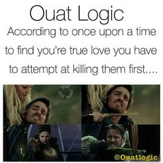 Super funny but you forgot snow and charming when they first met!!!