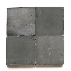 "belgian black french reproduction 8"" - Cle Tile"