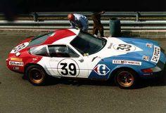 1972 #39 365 GTB4 Daytona Charles Pozzi