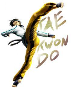 C0016 TaeKwonDo by booyaking.deviantart.com on @deviantART