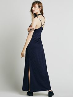 Intimately She Moves Maxi Slip at Free People Clothing Boutique