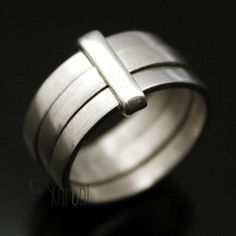 Argent Sterling 925 925 tampon Hallmarked Mesh Band Bague Bijoux Toutes Tailles 3-11