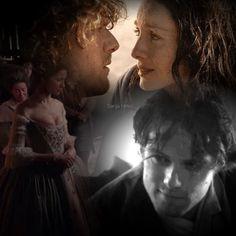 Outlander Quotes, Outlander Series, Outlander Season 1, Jamie And Claire, Jamie Fraser, Sam Heughan, Wolves, Fan Art, Seasons
