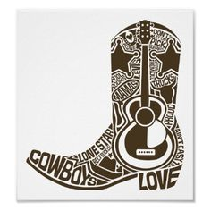 Cowboy Boots, I love them so much!