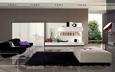 sakinlik  modern living room design Choosing Living Room Design