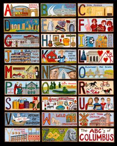 The ABCs of Columbus Ohio
