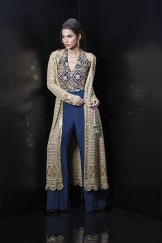 Delphi Latest Semi Formal Gold Collection 2013 for Girls (4)