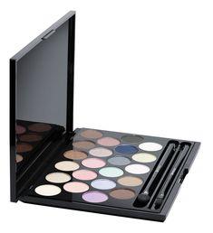 create & transform my wonder eye palette από την Essence!!! Παλέτα με 17 σκιές ματιών με διαφορετικά εφέ για αμέτρητους συνδυασμούς. Παστέλ αποχρώσεις, κλασικές γκρι και μαύρες, έντονες ροζ και μωβ, πρισματικές και χρυσό! Τέλος πούδρες για τα φρύδια για ολοκληρωμένο look. #beauty