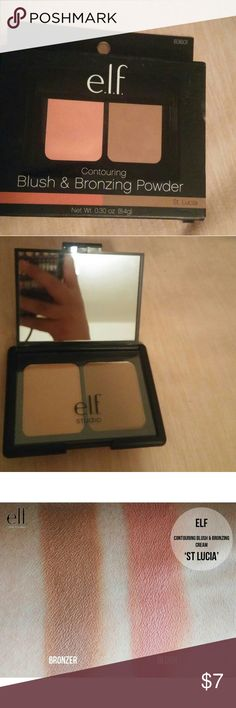 """Elf & Wet n Wild Bronzers 