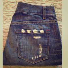 Selling this LOFT boyfriend jeans in my Poshmark closet! My username is: reinem. #shopmycloset #poshmark #fashion #shopping #style #forsale #LOFT #Denim