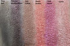 Meow Cosmetics Joys of Summer Collection Review and Swatches