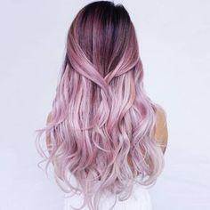 Red or Pink Hair Color Tones-Do you want to have stylish ombre hair color? We bet you do! Ombré Hair, Dye My Hair, Blonde Hair, Emo Hair, Hair Wigs, Dip Dye Hair, Brown Blonde, Long Hair Cuts, Long Hair Styles