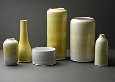 Designer Kollektion aus Keramik ausstellung verschiedene werke