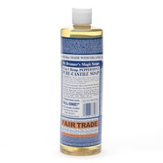 My Love/Hate Relationship with Castile Soap - AccidentallyGreen.com   Great and not so great uses for castile soap.