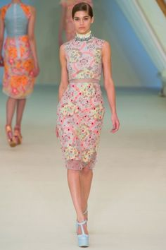 Erdem Spring 2013 RTW - Review - Fashion Week - Runway, Fashion Shows and Collections - Vogue - Vogue