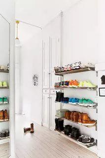 Pin On Shoe Rack Ideas