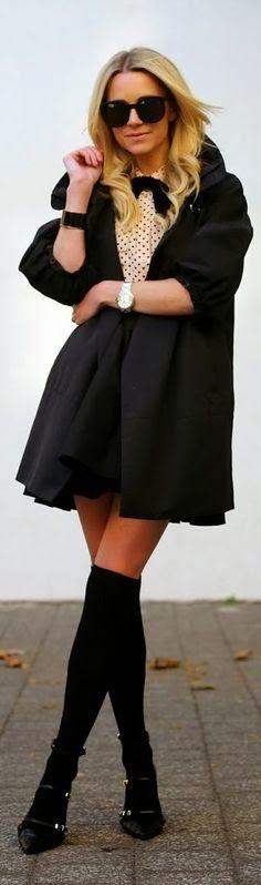 Baggy short skirt