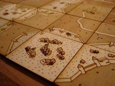 Laser Cut Board Games