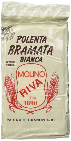 Polenta Bramata Bianca (2.2 pound) *** Want additional info? Click on the image.