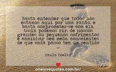 paulo coelho frases em portugues - Pesquisa Google