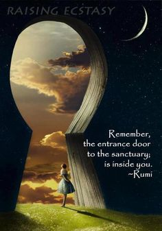 """A nice image from the story """"Alice in Wonderland"""" with a qoute from Rumi. Guys don't forget to repin and follow us at http://pinterest.com/welliesandworms/ also click #welliesandworms for some interesting images we collected too. Also, do like us on https://www.facebook.com/WelliesAndWorms . Thank you!"""