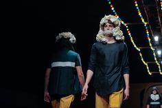 Carlota Pérez - Debut 2013 Estudos Superiores en Deseño Téxtil e Moda de Galiza ESDEMGA