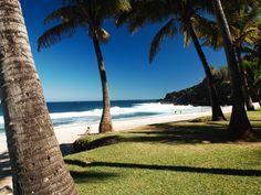 Mon île, le petit Paradis : île de la Réunion - Réunion Island .  Plage - Beach