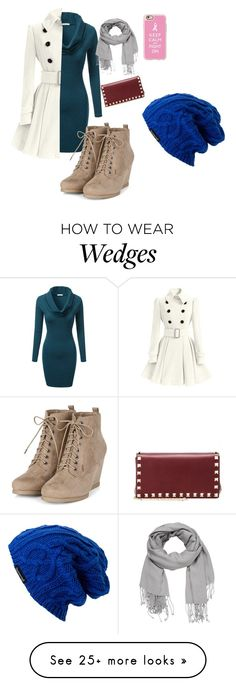 """""""Untitled #255"""" by pandalover25 on Polyvore featuring Mode, J.TOMSON, maurices, Valentino, Casetify und Spacecraft"""