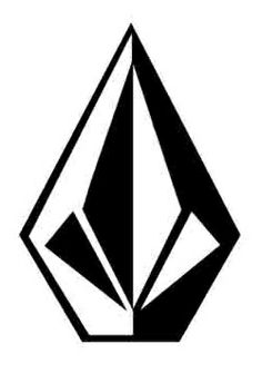 I can remember my first Volcom shirt and hat I got when I was in grade. I am now 22 and it is the only brand of clothing I really like to wear! Skateboard Logo, Surf Logo, Logo Gallery, Principles Of Design, Logo Design, Graphic Design, Seinfeld, Design Graphique, Cool Logo