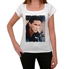 William Baldwin T-shirt for women,short sleeve,cotton tshirt,women t shirt,gift